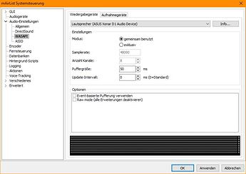 Asus Xonar D1 - Audiokonfiguration_2