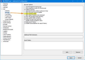 v6.3 Config (en) Browser tabs