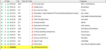 v6.3 DB playlist soft fixed end of hour
